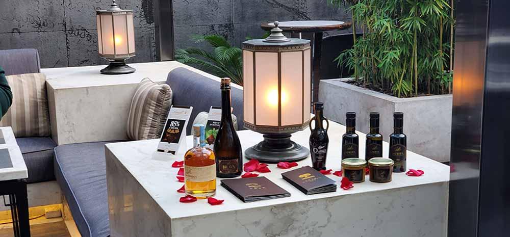 Evento no Hotel Four Seasons Pudong